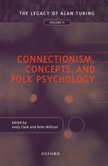 Image for Connectionism, concepts, and folk psychology