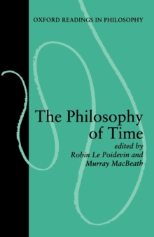 Image for The philosophy of time