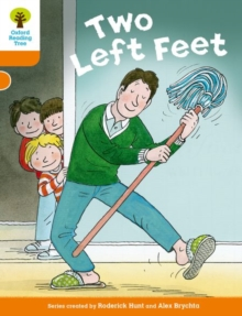 Image for Two left feet