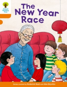 Image for The new year race