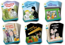Image for Oxford Reading Tree Biff, Chip and Kipper Stories Decode and Develop: Level 9: Pack of 36