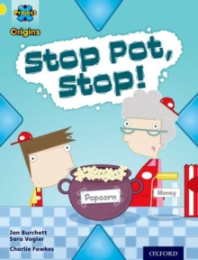 Image for Stop, pot, stop!