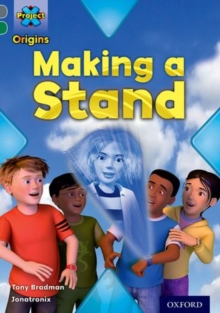 Image for Making a stand