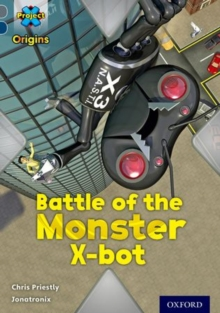 Image for Battle of the monster X-bot