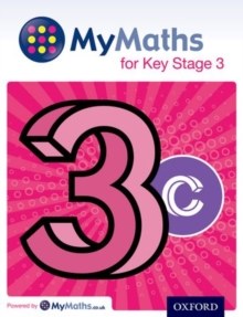 MyMaths for Key Stage 3: Student book 3C - Capewell, Dave