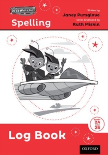 Image for Read Write Inc. Spelling: Log Book 2 Pack of 5