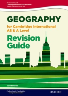 Image for Geography for Cambridge International AS and A Level revision guide