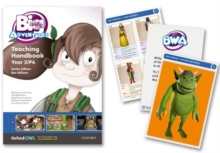 Image for Big Writing Adventures Year 3/Primary 4 Teaching Pack
