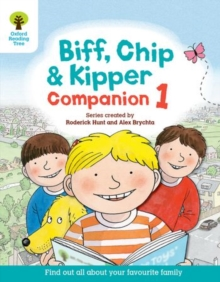 Image for Biff, Chip and Kipper companion 1Reception/year 1
