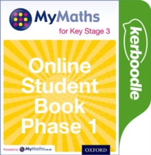 Image for MyMaths for Key Stage 3: Online Student Book Phase 1