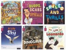 Image for Oxford Reading Tree inFact: Level 10: Class Pack of 36