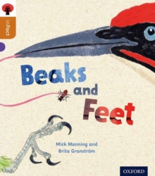 Image for Beaks and feet