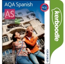 Image for AQA AS Spanish Kerboodle