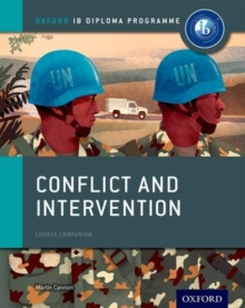 Image for Conflict and intervention  : IB history course book