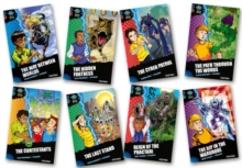 Image for Project X Alien Adventures: Dark Blue Book Band, Oxford Levels 15-16: Dark Blue Book Band, Mixed Pack of 8