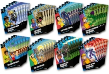 Image for Project X Alien Adventures: Dark Blue Book Band, Oxford Levels 15-16: Dark Blue Book Band, Class Pack of 48