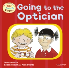 Image for Going to the optician