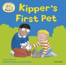 Image for Kipper's first pet