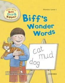 Image for Biff's wonder words