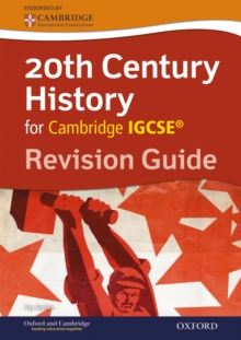 Image for 20th century history for Cambridge IGCSE: Revision guide
