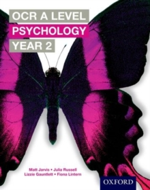 Image for OCR A level year 2 psychology