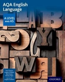 Image for AQA A level English language: Student book