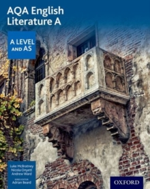 AQA A level English literature A: Student book - McBratney, Luke