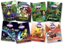 Image for Project X Code: Bugtastic & Galactic Orbit Pack of 8