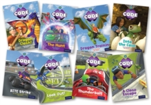 Image for Project X Code: Dragon Quest & Wild Rides Pack of 8