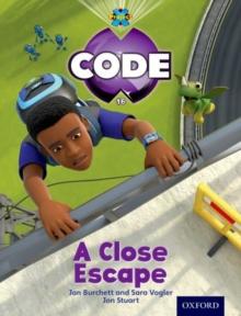 Image for A close escape