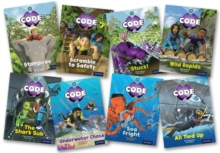 Image for Project X Code: Jungle Trail & Shark Dive Pack of 8