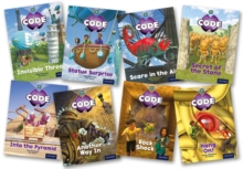 Image for Project X Code: Wonders of the World & Pyramid Peril Pack of 8
