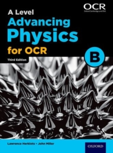 Image for A level advancing physics for OCRStudent book