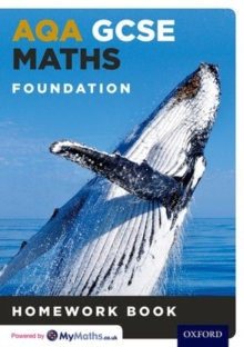 AQA GCSE Maths Foundation Homework Book (15 Pack)