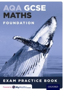 AQA GCSE Maths Foundation Exam Practice Book (15 Pack)