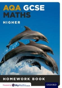 AQA GCSE Maths Higher Homework Book (15 Pack)