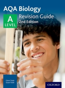 Image for AQA A level biology: Revision guide