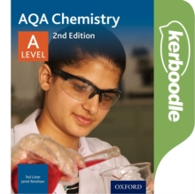 Image for AQA Chemistry A Level Second Edition Kerboodle