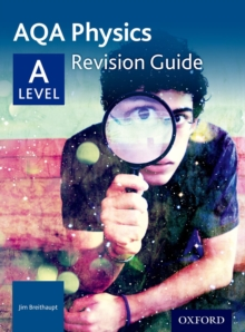Image for AQA A level physics: Revision guide