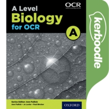Image for A Level Biology A for OCR Kerboodle