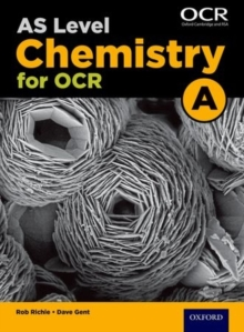 AS chemistry A for OCR: Student book