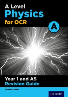 OCR A level physicsYear 1,: Revision guide
