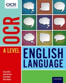 Image for OCR A level English language: Student book
