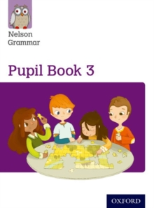 Image for Nelson Grammar: Pupil Book 3 (Year 3/P4) Pack of 15