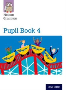 Image for Nelson Grammar: Pupil Book 4 (Year 4/P5) Pack of 15