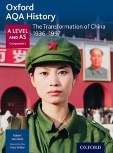Image for The transformation of China, 1936-1997