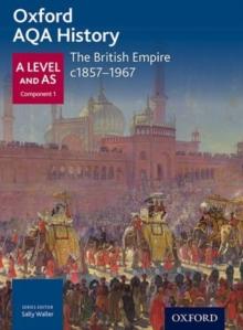 Image for The British Empire c1857-1967