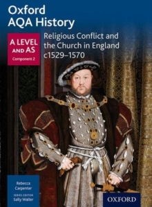Image for Religious conflict and the church in England, c1529-1570