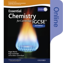 Image for Essential Chemistry for Cambridge IGCSE (R) Online Student Book
