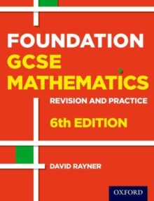 GCSE maths  : revision and practiceFoundation,: Student book